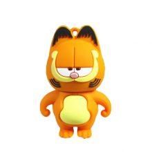 Garfield cat Sleepy Pen Drive 4GB 8GB 16GB 32GB 64GB Usb Flash Drive