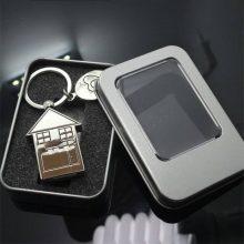 Metal House Shape USB Flash Drive 8GB 16GB 32GB 64GB Memory Stick Pendrive