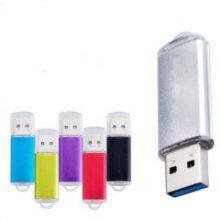 USB Flash Drive Metal Pen Drive 128GB 64GB 32GB 16GB 8GB 4GB